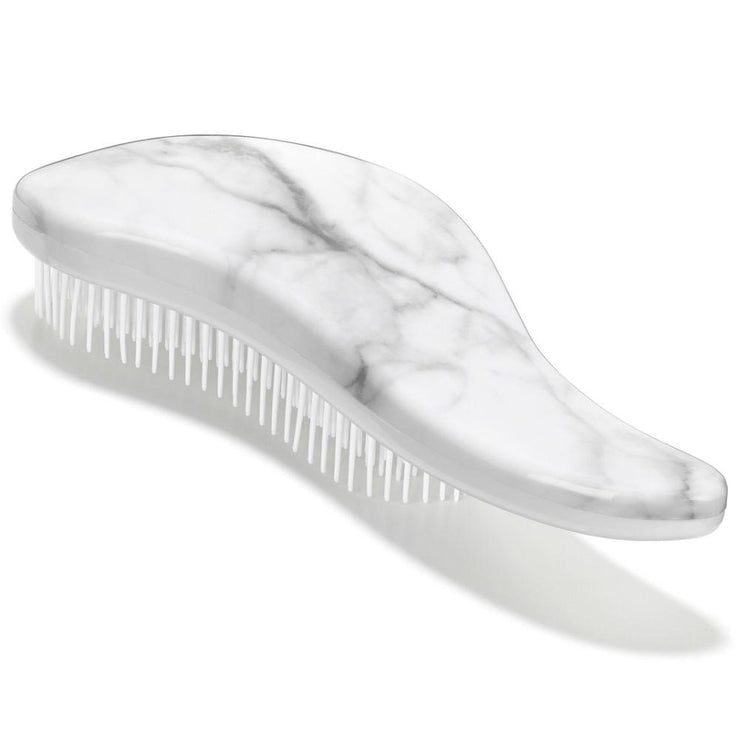 Perfectly Imperfect Detangling Hair Brush - Marble