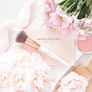 Marble Luxe Large Powder Brush - F1