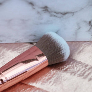 Marble Luxe Complexion Foundation Makeup Brush - F2