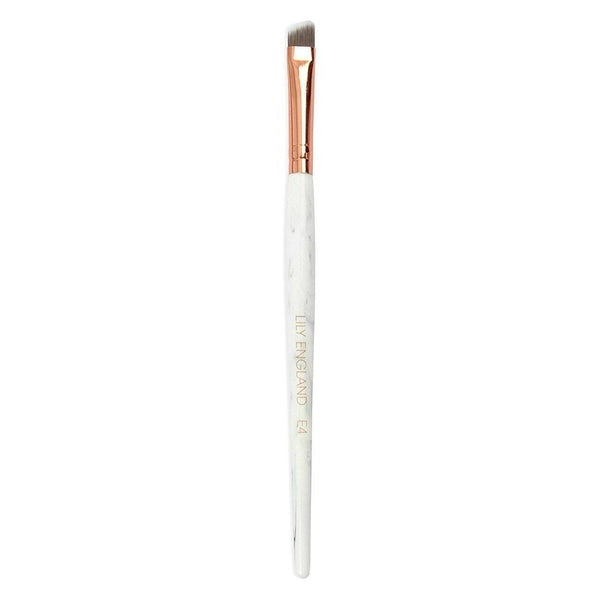 Marble Luxe Angled Eyebrow Brush - E4