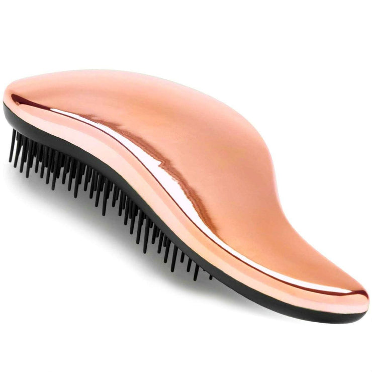 Professional Detangling Brush Rose Gold