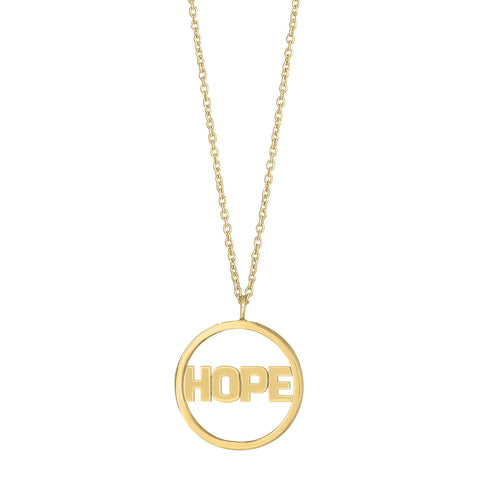 Nordahl Jewellery - Land of Hope, This is my life halskæde
