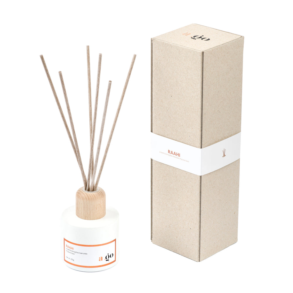 RAAHI scent reed diffuser