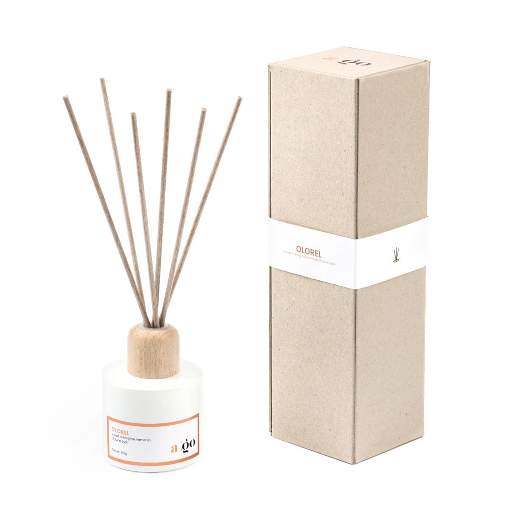 OLOREL scent reed diffuser