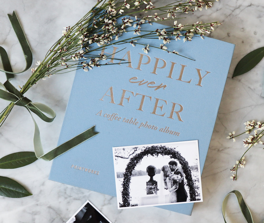 Load image into Gallery viewer, HAPPILY EVER AFTER PHOTO ALBUM