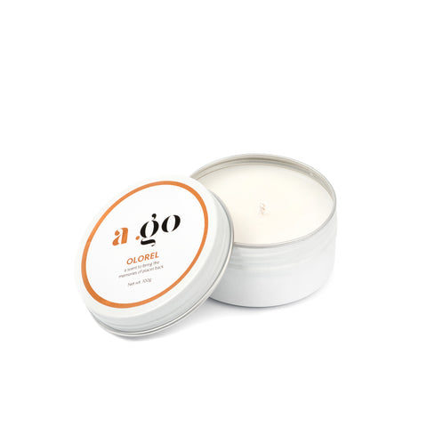OLOREL mini size candle