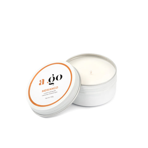 MEWANGO mini size candle