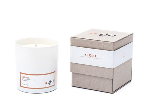 OLOREL candle