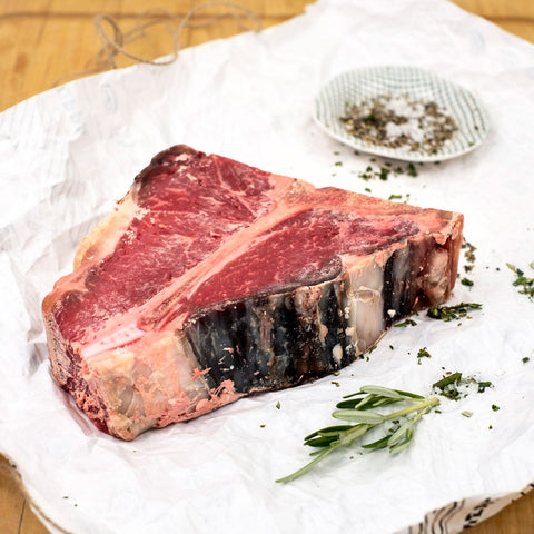 Dry age T-Bone steak 1 kg