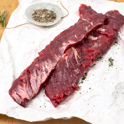 Skirt Steak n. 1 kg paloissa