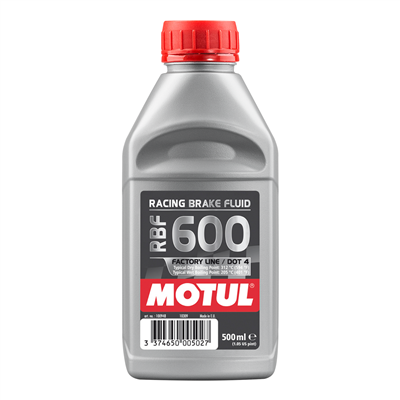 Motul Brake and Clutch Fluids