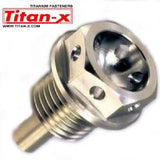 Titan-X: High quality titanium race products. Special No Limits deals available on the full range!