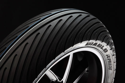 Pirelli Diablo Rain - Not For Highway Service