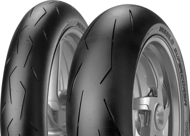 Pirelli Diablo Supercorsa V1 - The Perfect Track day Tyre!