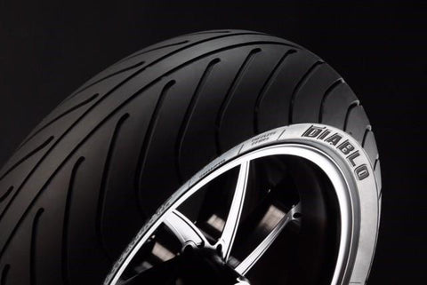 Pirelli Diablo INTERMEDIATE wet - Not For Highway Service