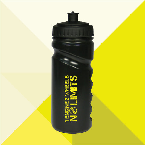 No Limits Bottle Open Keyring