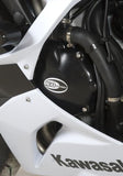 Engine Case Cover Kit (3pc) for Kawasaki ZX6R ('09-'14