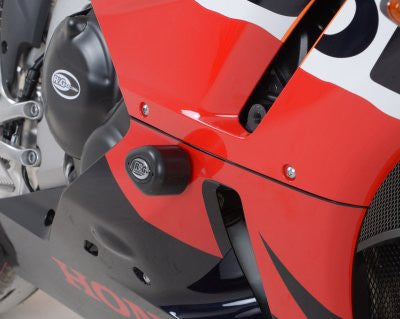 Crash Protectors - Aero Style for Honda CBR600RR ('13-) - NON DRILL KIT