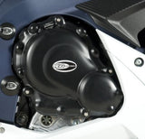 Engine Case Cover Kit (2pc) for Suzuki GSX-R600/750 (K8-L1)