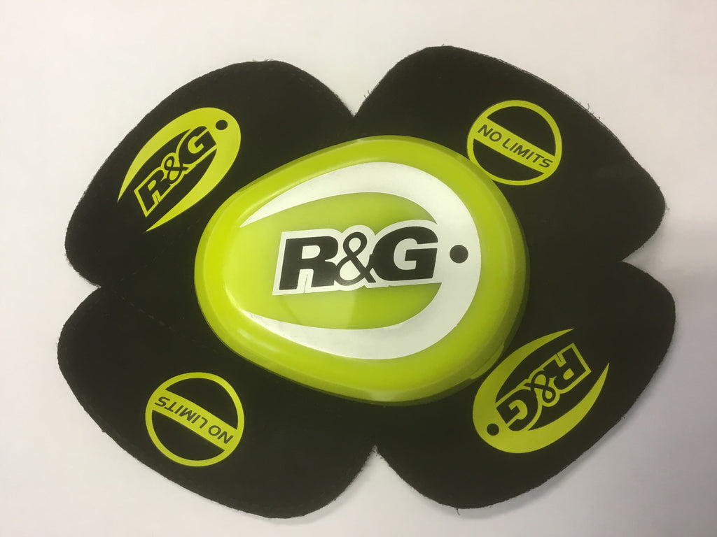 No Limits Edition R&G Knee Slider! BRAND NEW FOR 2019. Improved look and feel.