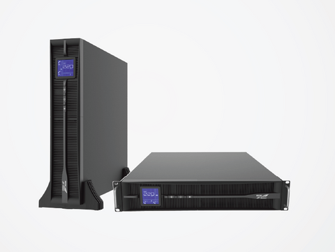 On Line Double Conversion UPS - digiUPS DG 3000-RM Series, Tower/Rack