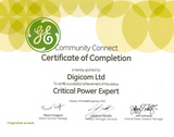 Critical Power Expert Certificate