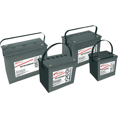 Exide Model Sprinter Batteries