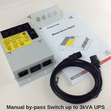 Manual By-Pass Switch for UPS