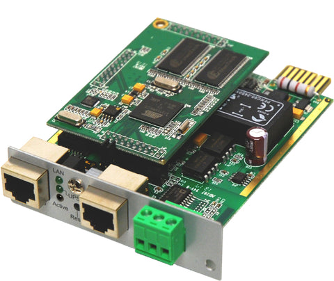 GE SNMP Card