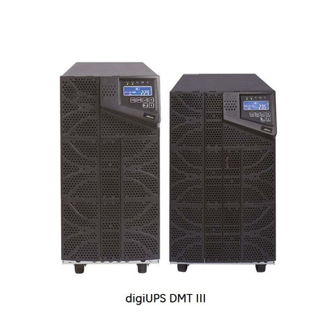 On Line Double Conversion UPS - digiUPS DMT III 10000 Series, Tower