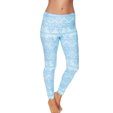 Aztec Designed Leggings