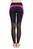 Active Wear Full Length Leggings with Side Pockets