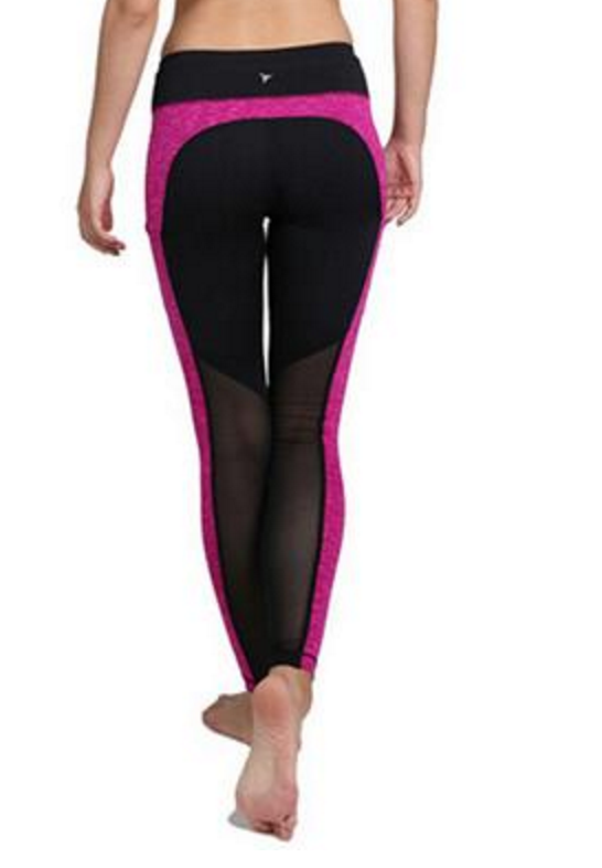 99fabebb9be46 Active Wear Full Length Leggings with Side Pockets - Waist Training ...