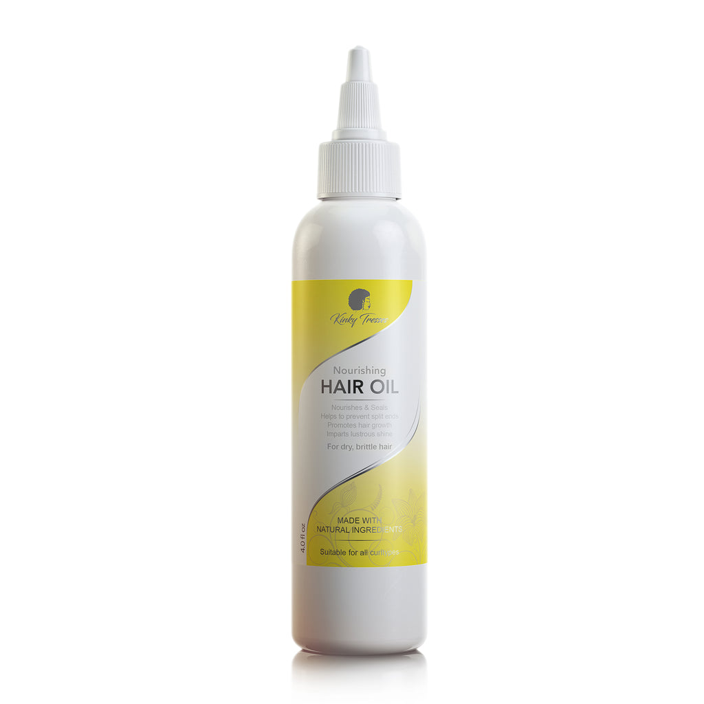 Nourishing Hair Oil (4 oz)