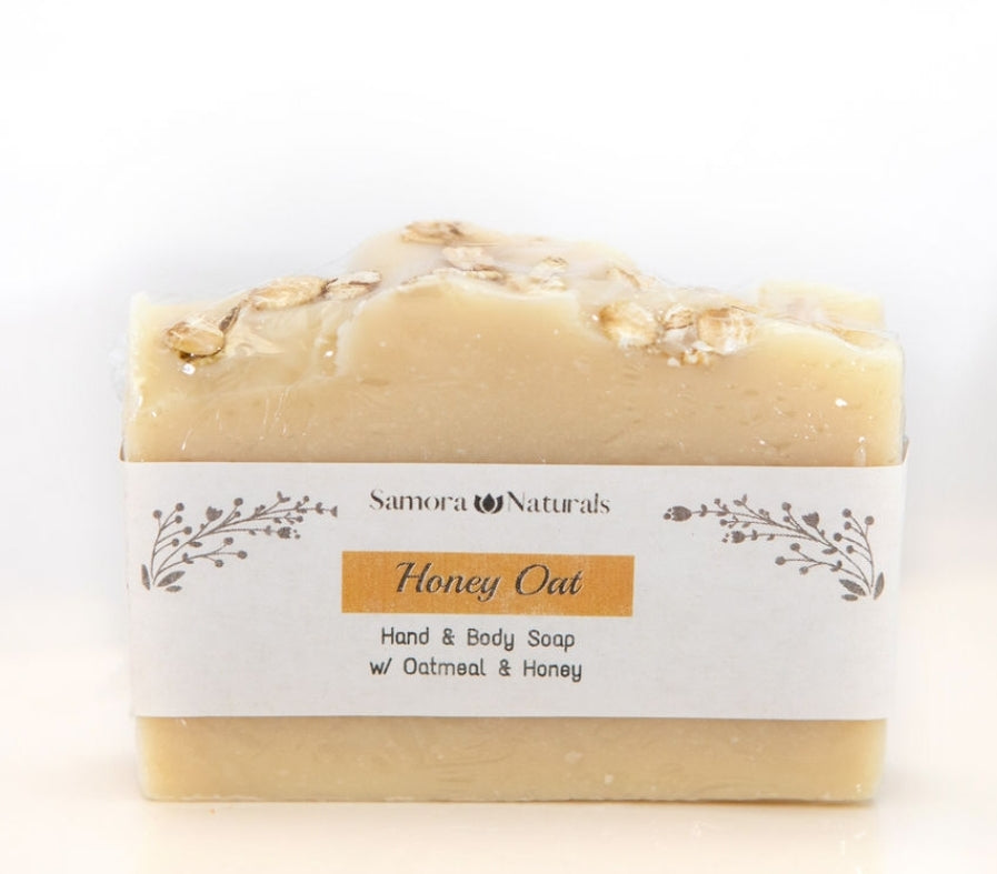 Honey & Oat Artisan Soap