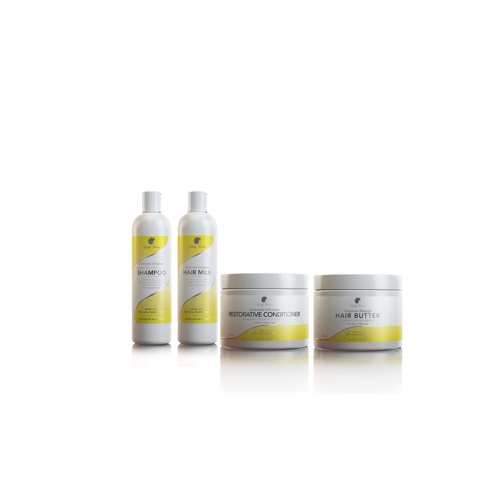 Sample Pack (4 products, 2 oz each)