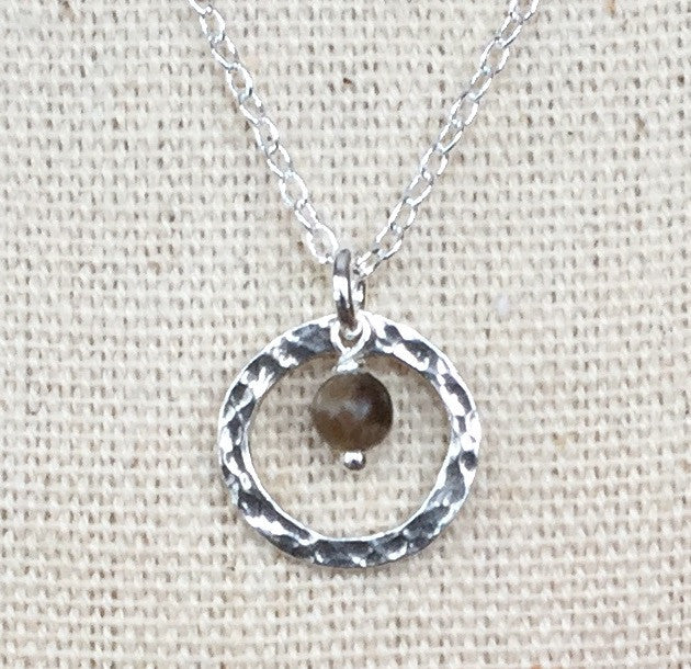 Petoskey Simplicity Necklace