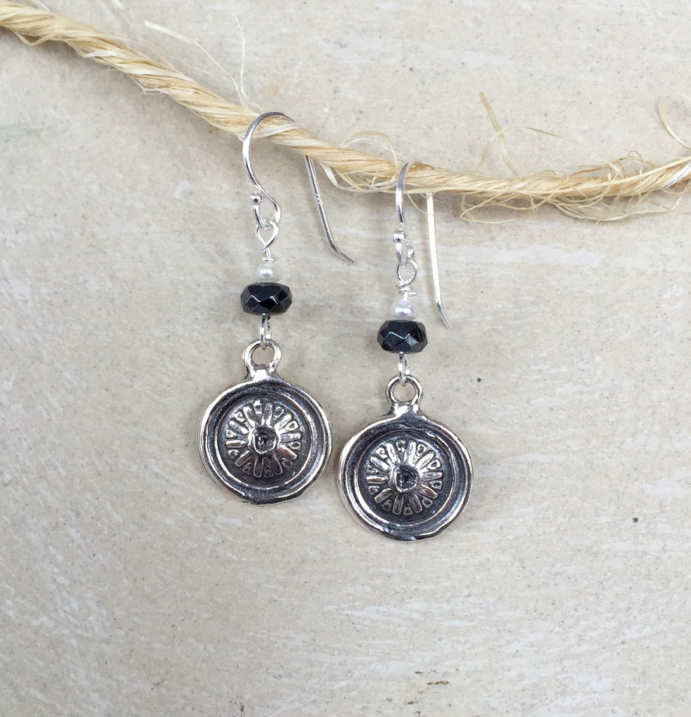 Wheels Earrings