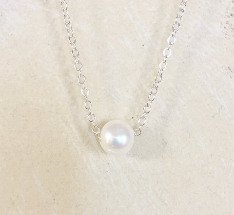 A Perfect Pearl Necklace
