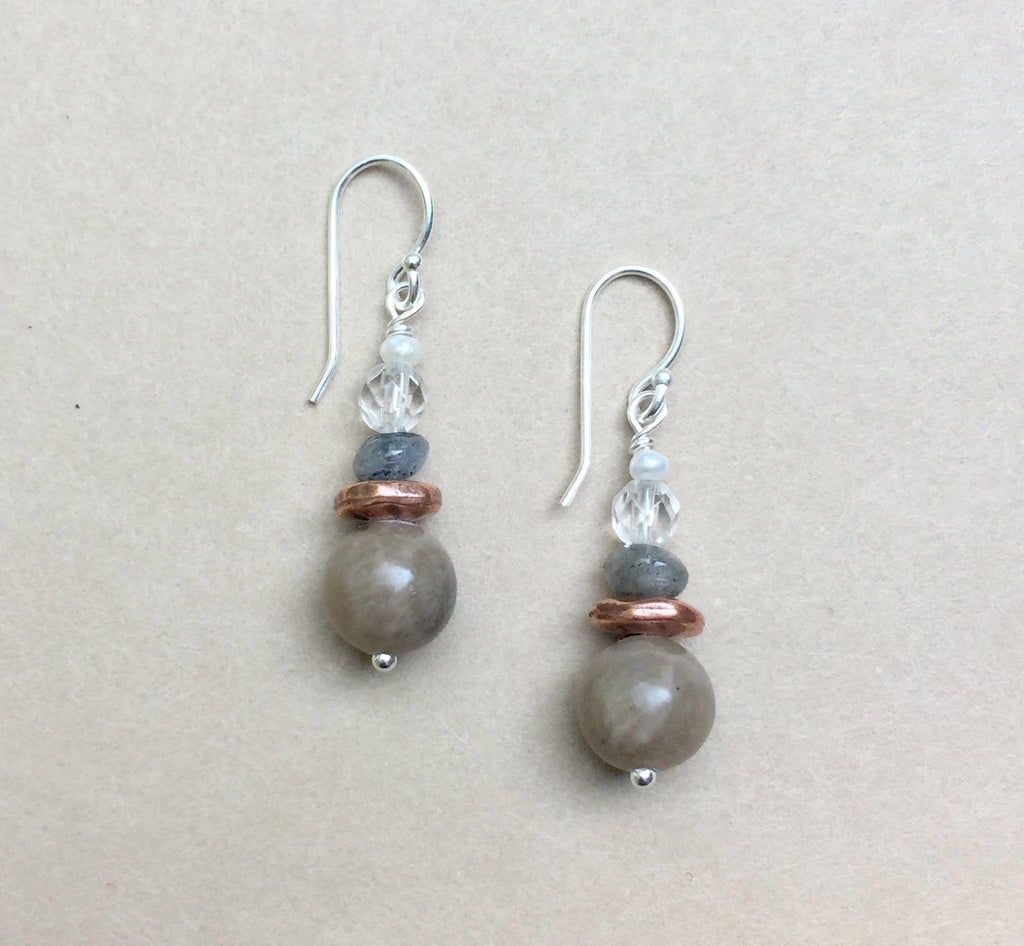 Petoskey Starlight Earrings