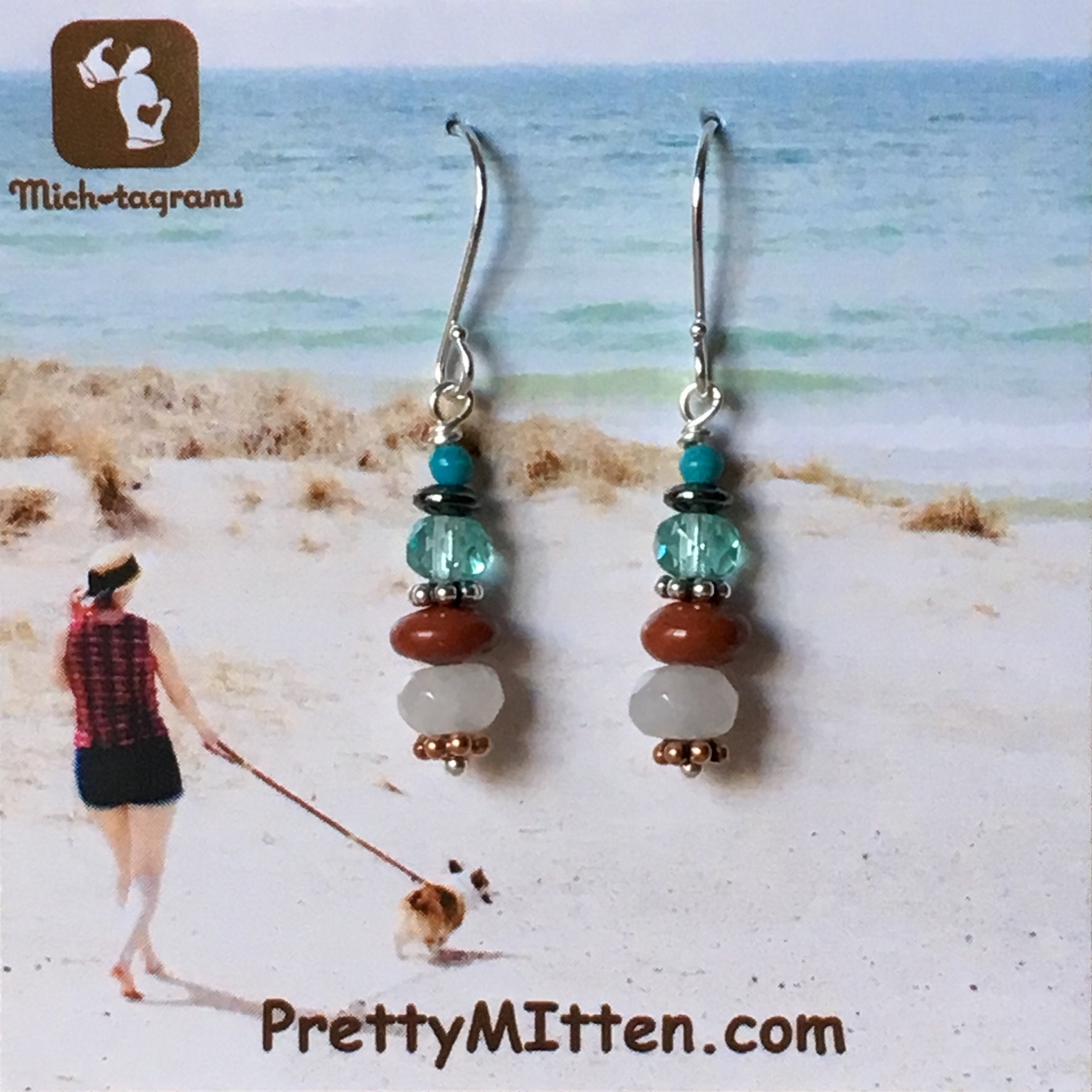 Michtagrams Earrings