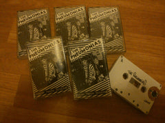 "THE PNEUMONIAS ""Cheap Trash Session"" Tape"