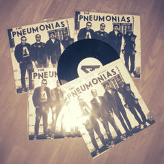 "The Pneumonias ""Still Lurkin'"" 10"" MLP"