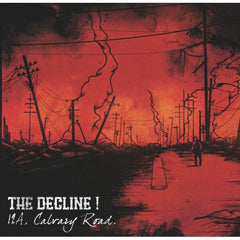 "THE DECLINE ! ""12A, Calvary Road"" CD Digipack"
