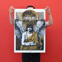 "CONVERGE ""Hellfest 2016"" Screen Print"