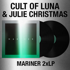 "CULT OF LUNA & JULIE CHRISTMAS ""Mariner"" 2xLP - BLACK"
