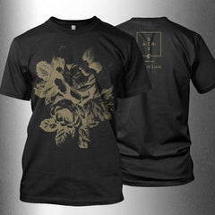 "CULT OF LUNA ""S.A.T.H. - 10th Anniversary - Flowers"" T-shirt Black"