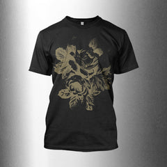 "CULT OF LUNA ""S.A.T.H. - Flowers"" T-shirt Black"