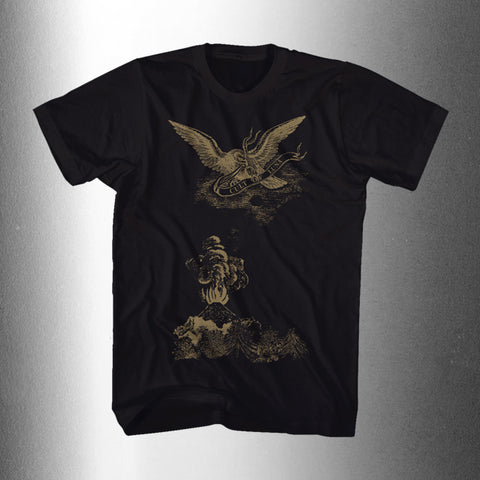 "CULT OF LUNA ""Mighty Eagle"" GOLD"