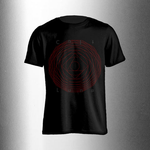 "CULT OF LUNA ""POLYGON"" T-SHIRT"